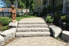 Interlocking Brick & Stone